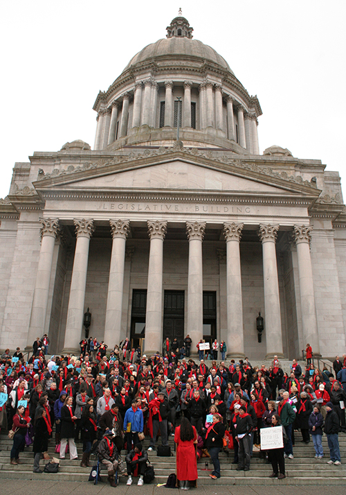Housing and Homelessness Advocacy Day